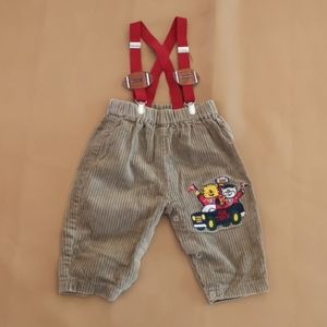 3/15 Baby football pants